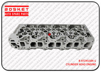 China Iron Auto Isuzu Cylinder Head For UBS73 4JX1 8972451841 8-97245184-1 factory