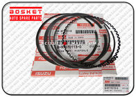 China Isuzu Diesel Engine Parts 8-97170113-0 8971701130 Piston Ring Set for ISUZU UCS25 6VD1 factory