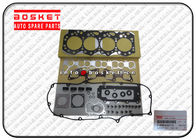 China Engine Head Overhaul Gasket Set For ISUZU XD 5-87816327-0 5878163270 Isuzu Spare Parts factory