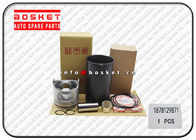 China ISUZU 6HK1 Engine Cylinder Liner Set 1-87812987-0 1-87813767-1 1878129870 1878137671 factory