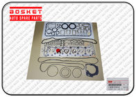 1878155990 1878129821 Isuzu Cylinder Gasket Set , ISUZU 6HK1 Engine Overhaul Gasket Set supplier