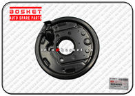 China 8-97308176-0 8973081760 Parking Brake Support Plate Suitable for ISUZU NPR NKR company