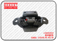 China Isuzu FVR FTR truck spare parts 1-53225193-0 1532251930 Rear Engine Mounting Cushion Rubber factory
