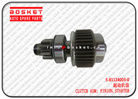 China 5-81124003-0 5811240030 Starter Pinion Clutch Assembly Suitable For ISUZU NHR54 4JA1 factory