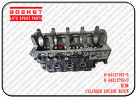 China 8-94437397-6 8-94312799-0 8944373976 8943127990 Cylinder Block Suitable For ISUZU NKR55 4JB1 factory