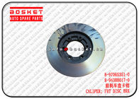 8-97065351-0 8-94388017-0 8970653510 8943880170 Front Disc Brake Caliper Suitable For ISUZU TFR supplier