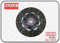 China 8-97377149-0 8-97320355-0 8973771490 8973203550 Clutch Disc Suitable For ISUZU NKR77 4JH1T factory
