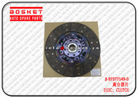 China 8-97377149-0 8973771490 Isuzu Spare Parts Clutch Disc Suitable For ISUZU NKR77 4JH1 factory