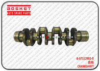 China ISUZU NKR NPR 4HF1 4HG1  Crankshaft  Isuzu NPR Parts 8-97112981-0 8971129810 factory