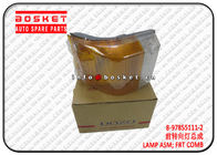 China ISUZU NKR55 4JB1 8-97855111-2 8978551112 Front Combination Lamp Assembly factory