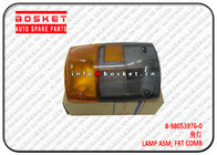 China 8-98053976-0 8980539760 Front Combination Lamp Assembly Suitable For ISUZU NKR NPR NRR 100P factory