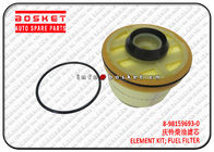 China ISUZU NKR77 4KH1 Fuel Filter Element Kit Isuzu NPR Parts 8-98159693-0 8981596930 factory