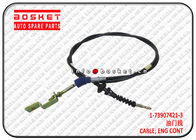 1-73907421-3 1739074213 Isuzu CXZ Parts Engine Control Cable Suitable For ISUZU CXZ81 10PE1 supplier