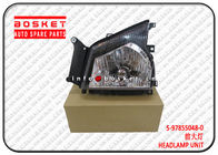 5-97855048-0 5978550480 Headlamp Unit Suitable For ISUZU 600P supplier