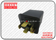 China ISUZU NKR 4HK1 8-97173947-0 8971739470 Isuzu NPR Parts Starter Relay factory