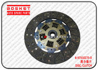 China 8-97310275-0 8973102750 Isuzu NPR Parts Clutch Disc Suitable For ISUZU NPR57 4BC2 factory
