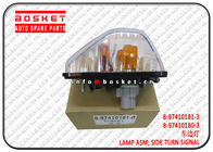 China 8-97410181-3 8-97410180-3 8974101813 8974101803 Side Turn Signal Lamp Assembly Suitable For ISUZU 700P factory