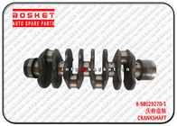 China ISUZU FRR FSR NPR 700P 4HK1 8-98029270-1 8980292701 Isuzu FVR Parts Crankshaft factory