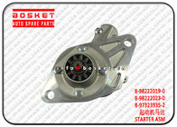 China 8-98222019-0 8-98222023-0 8-97323935-2 8982220190 8982220230 8973239352 Starter Assembly Suitable For ISUZU NKR NPR 700P factory