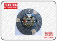 China 1-31240892-1 1312408921 Isuzu CXZ Parts Clutch Disc Suitable for ISUZU CXZ81 10PE1 factory