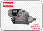 China 1-81100324-1 1811003241 Starter Assembly Suitable for ISUZU 6HK1 6HH1 FRR factory