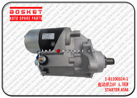 China 1-81100324-1 1811003241 Starter Assembly Suitable for ISUZU 6HK1 6HH1 FRR company