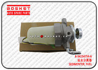 China ISUZU NKR 4JB1 8-94154754-6 8941547546 Isuzu NPR Parts Fuel Sedimenter factory