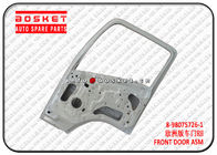 China 8-98075726-1 8980757261 Isuzu NPR Parts Watt Front Door Assembly for ISUZU NPR75 company