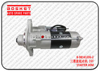 China ISUZU FCR FRR 6HK1 8-98141206-2 8981412062 	Isuzu FVR Parts Starter Assembly factory