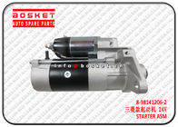 ISUZU FCR FRR 6HK1 8-98141206-2 8981412062 	Isuzu FVR Parts Starter Assembly supplier