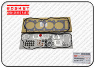China 5878177340 5878155453 5-87817734-0 5-87815545-3 Engine Head Overhaul Gasket Set Suitable for ISUZU 4HK1-T NPR factory