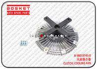 2.24KG Cooling Fan Clutch For Isuzu 700P 4HK1 8980197430 8-98019743-0 supplier