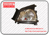 Isuzu Body Parts Npr66 Front Head Lamp supplier