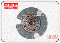 1-31240865-1 Auto Car Isuzu Clutch Disc For CXZ51K 6WF1 1312408651 1-87611002-0 supplier