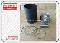 Isuzu Liner Engine Piston Set 6WF1 supplier