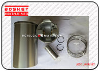 HINO J05E Isuzu Cylinder Liner Set / Piston / Piston Ring S1146-73210 supplier