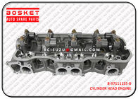 8-97111155-0 Iron / Aluminum Isuzu Cylinder Head Repair For TFR17 4ZE1 8971111550 supplier