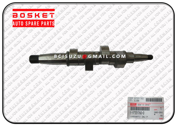 NPR 4HG1 Isuzu Truck Parts Injector Pump Camshaft 8973317600 8-97331760-0 supplier