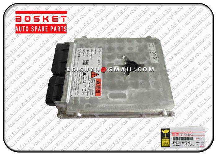 Truck Automobile Engine Parts Isuzu XE 6HK1 Engine Control Unit