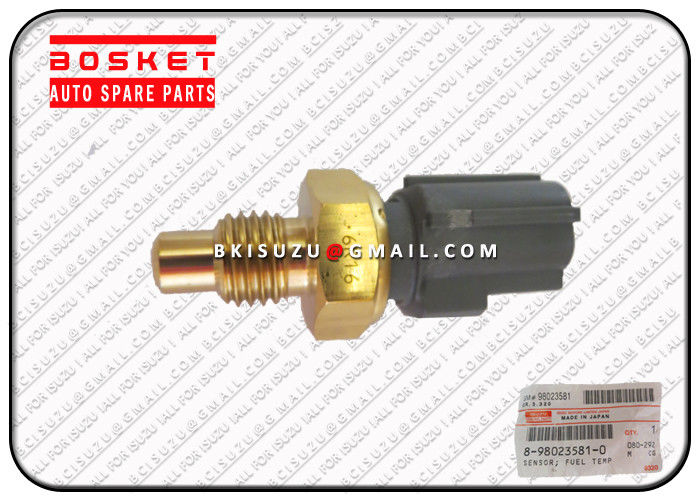 isuzu 4hk1 8980235810 8 98023581 0 isuzu engine parts fuel temperature sensor. Black Bedroom Furniture Sets. Home Design Ideas