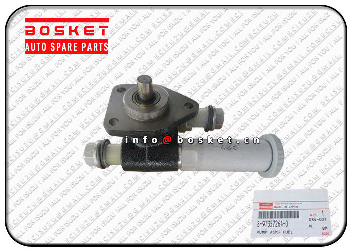 8-97357264-0 8973572640 Isuzu Injector Nozzle Injection Pump Fuel Feed Pump Assembly Suitable For ISUZU XD supplier
