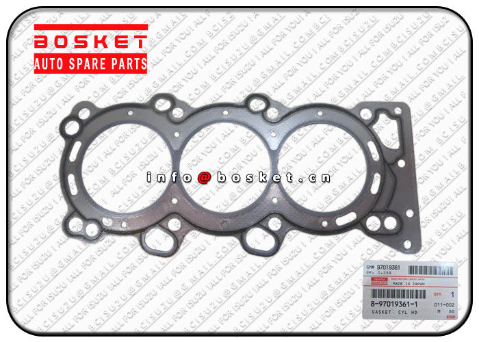 Orginal Cylinder Head Gasket For ISUZU UBS UCS UBS25 6VD1 8-97019361-1 8970193611 supplier