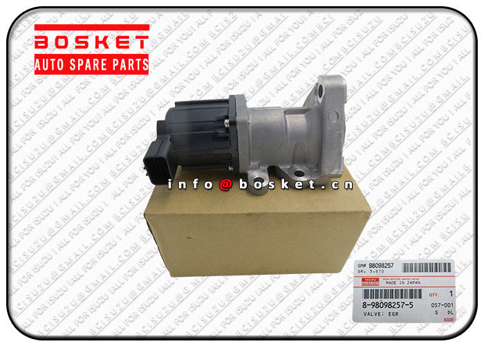 JAPAN ISUZU Exhaust Gas Recirculation Valve FCR NPR75 4HK1 8-98098257-2 8980982572 supplier