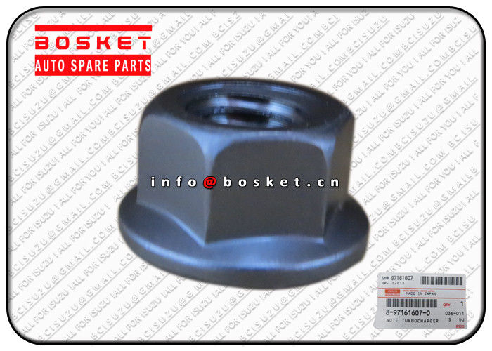 JAPAN ISUZU 8-97161607-0 8971616070 Turbocharger Nut  ISUZU Genuine Parts supplier