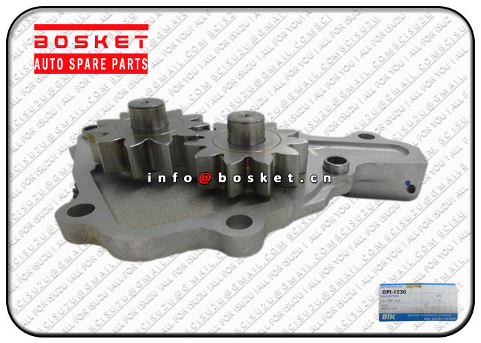 8-98053777-0 8-98145153-0 8980537770 8981451530 Oil Pump Assembly for ISUZU XD 4JJ1T supplier