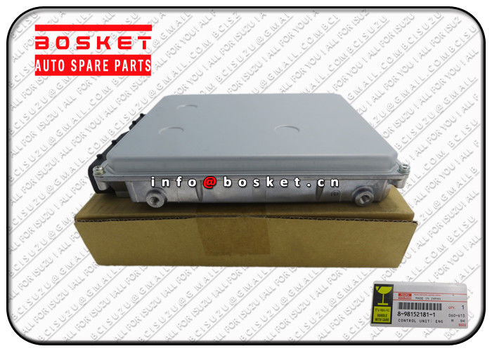 8-98152181-1 8981521811 Japanese Truck Parts Engine Control Unit for ISUZU XE 6WG1 supplier