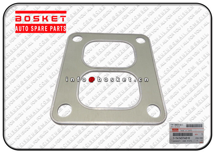 1141451400 1-14145140-0 EXH Pipe Gasket Suitable for ISUZU LT111 6WG1 6BD1 supplier