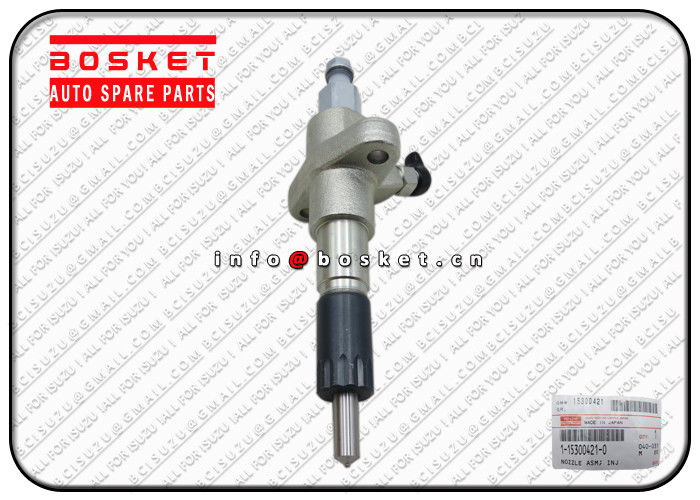 1153004210 1-15300421-0 Isuzu Injector Nozzle Assembly Suitable for ISUZU ZX230 6BG1T supplier