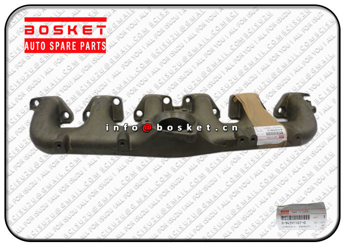 8943959870 8-94395987-0 Exhaust Manifold Suitable for ISUZU FRR FSR FTR supplier