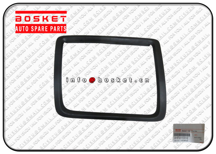8976115312 8-97611531-2 Isuzu FVR Parts Bumper Bezel Suitable for ISUZU VC46 6UZ1 supplier